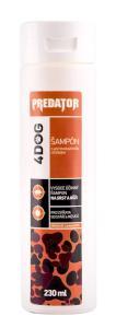 PREDATOR šampon 4DOG antiparazitní