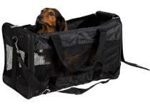 Nylonová přepravní taška (trixie)