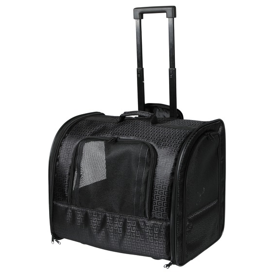 Trixie Trolley Elegance cestovní taška na kolečkách 45x41x31cm do 10kg