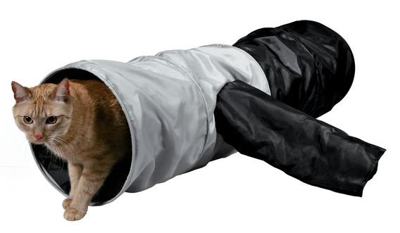 Tunel pro kočky Crunch 30cm/115cm