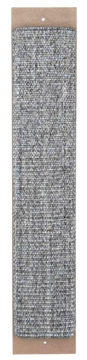 Škrabadlo NÁSTĚNNÉ 11x60cm - Šedé