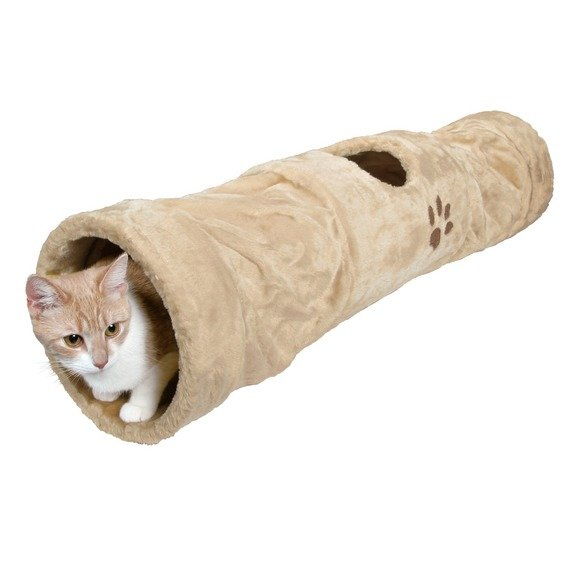 Pelíšky a deky pro kočky