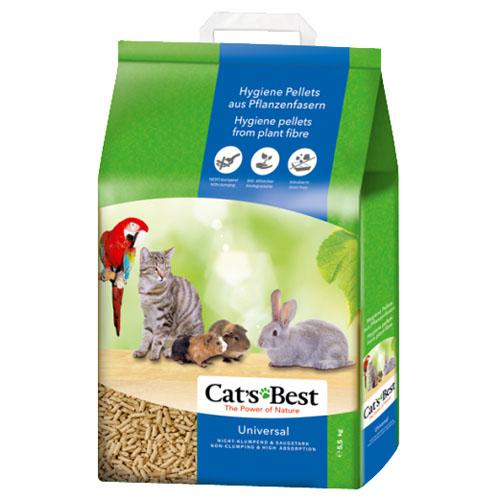 Kočkolit  CAT BEST Universal - 10l (5,5kg)