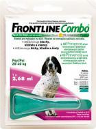 antipar. spot-on FRONTLINE COMBO (L) 20kg - 40kg