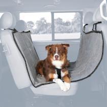 Autopotah na zadní sedadla  fleece/polyester (trixie)