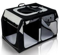 Transpor.nylon. box Vario DOUBLE (trixie)