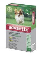 Antiparazitní spot-on ADVANTIX