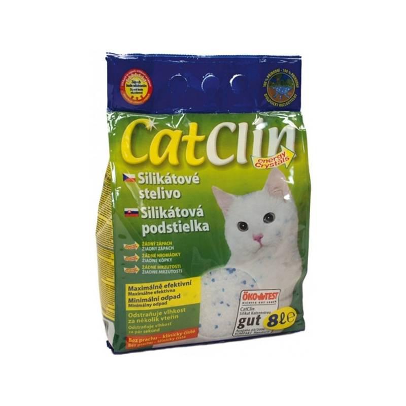 Kočkolit CATCLIN 8l/3,2kg - 8ks