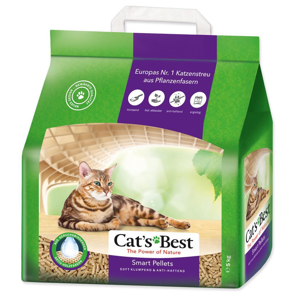 Podestýlka CAT'S BEST NATURE GOLD - 10l/5,5kg