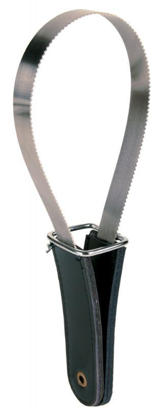 HŘEBEN vyčesávač HAAR-EX kovový pásek - 25x8cm