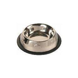 Miska antiskluzová s gumou - 0,9l/17cm