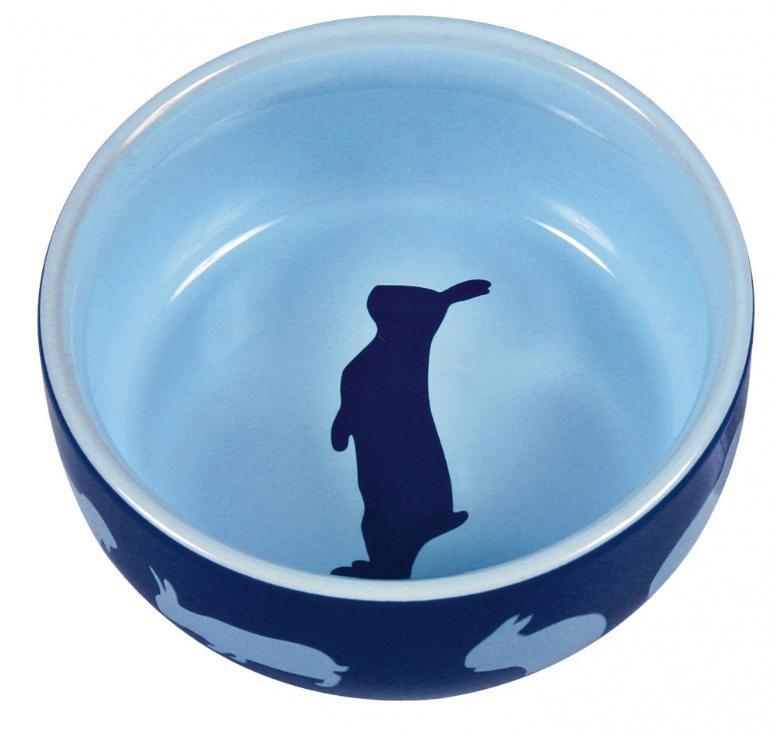MISKA keramická pro králíky barevná (trixie) - 250ml/11 cm