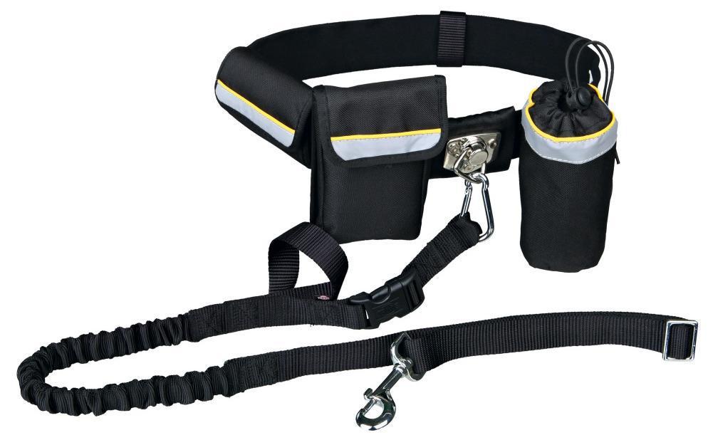 Trixie pás HANDS free 1-1,35m/25mm - 60-120cm/40mm