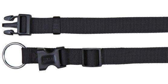 Obojek CLASSIC - 2,5/40-65cm - černý