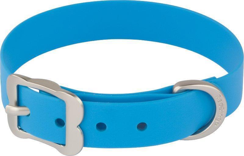 Obojek RD VIVID modré - 2,0/34-42cm