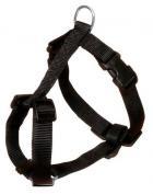 Postroj (trixie) CLASSIC černý
