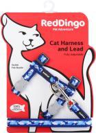 Postroj RD cat s vodítkem CAMOUFLAGE