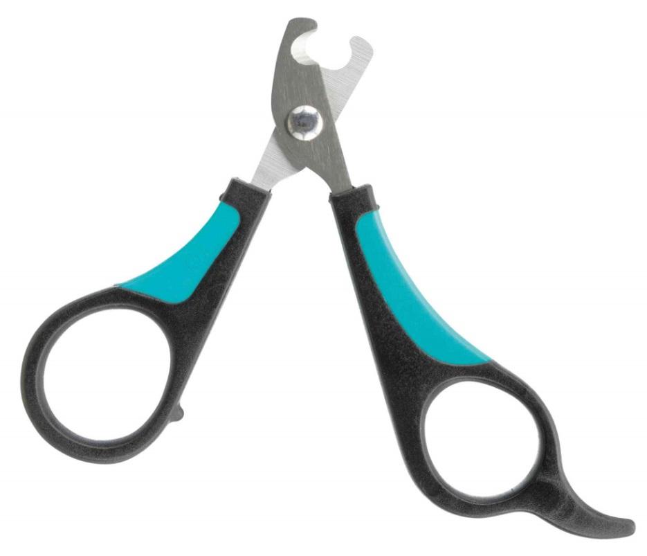 KLEŠTĚ boční malé (tvar nůžky) (trixie) - 8cm