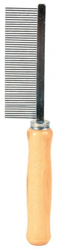HŘEBEN ENGLAND dřevěná rukojeť, jemný - 17cm