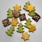 VÁNOČNÍ poch. CHRISTMAS mix sušenek