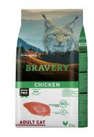 VZOREK - BRAVERY cat ADULT CHICKEN