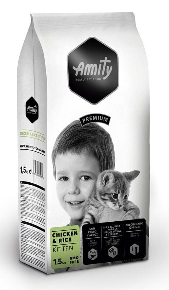 VZOREK - AMITY cat KITTEN - 80g