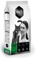 VZOREK - AMITY cat ADULT chicken