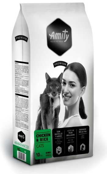 VZOREK - AMITY cat ADULT chicken - 70g