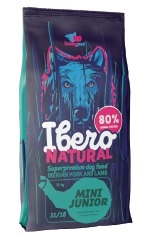 VZOREK - IBERO dog MINI JUNIOR - 80g