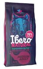 VZOREK - IBERO dog MEDIUM ADULT - 80g