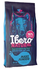 VZOREK - IBERO dog MAXI JUNIOR - 80g